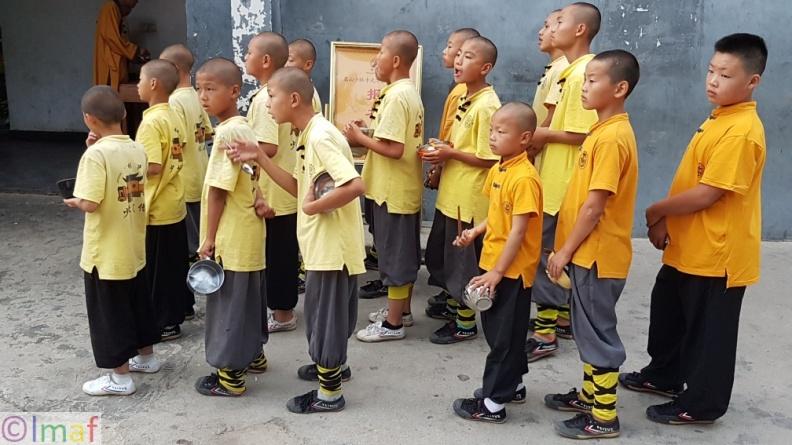 Ecole de Kung Fu Shaolin