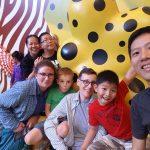 Un superbe weekend avec une famille Thaï