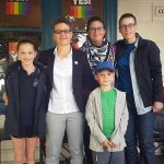 Meeting with rainbow families in Melbourne