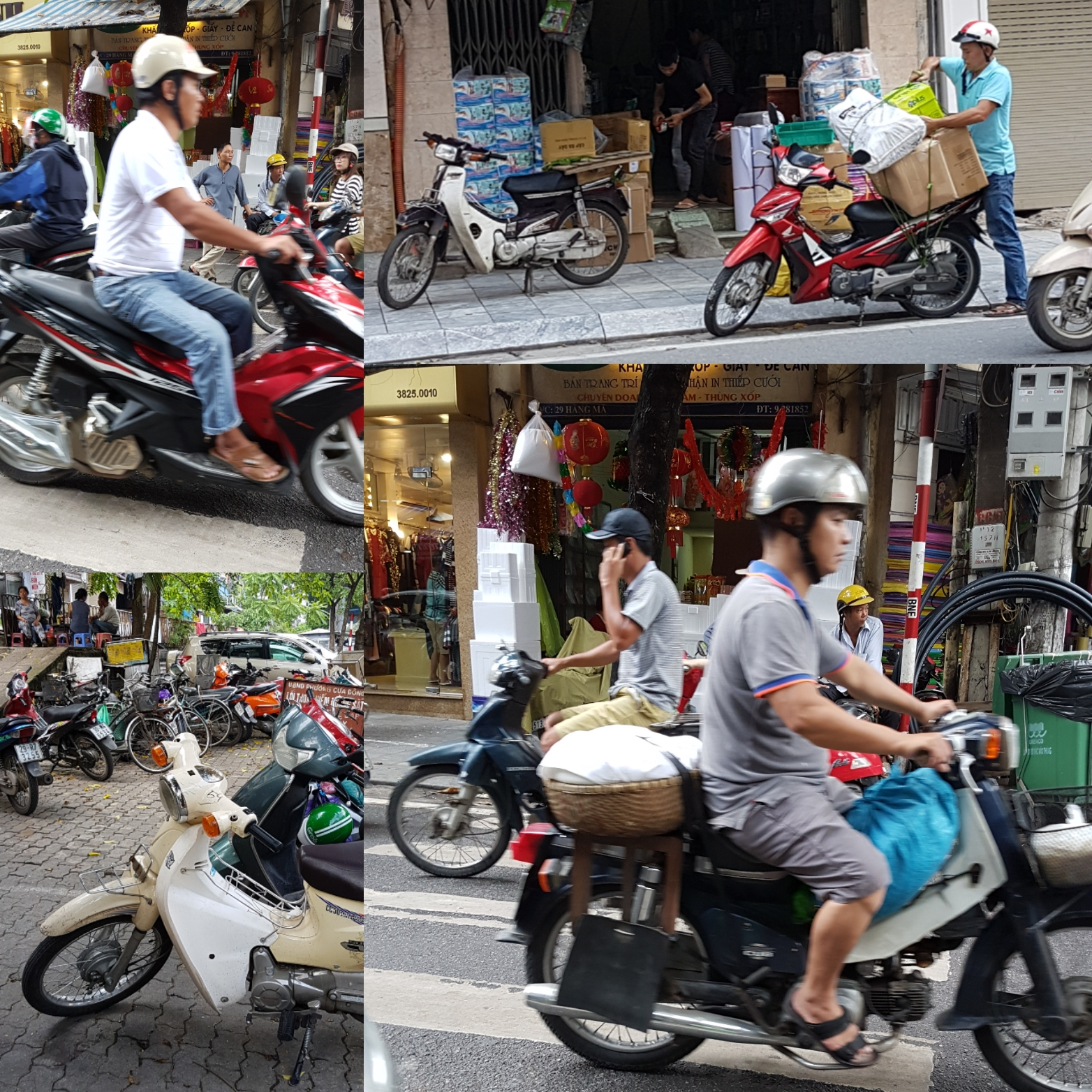 Hanoi – a crazy city