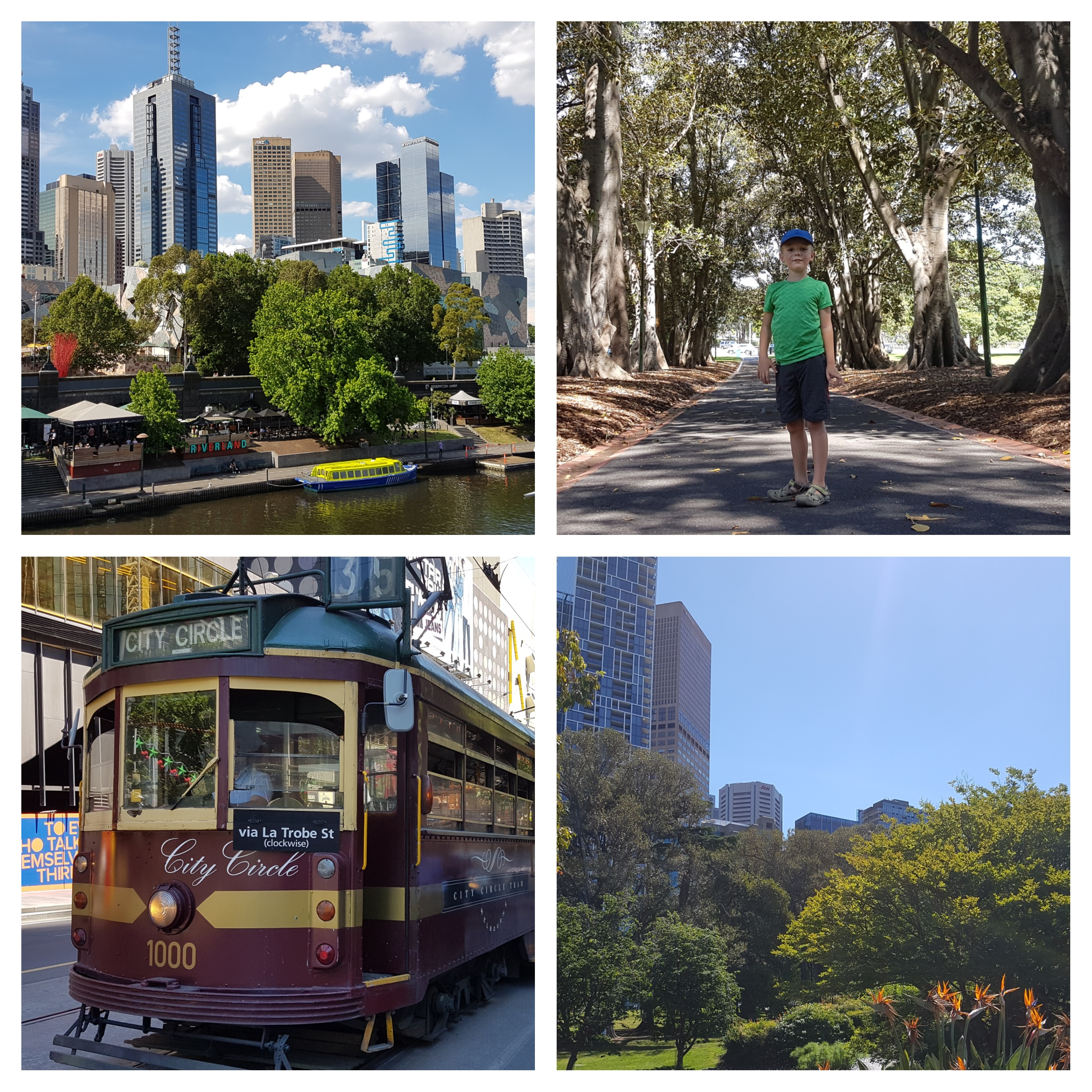 MELBOURNE – Welcome to Australia !